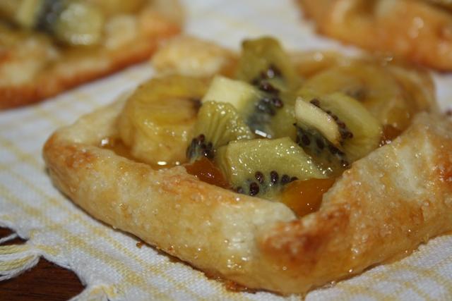 Banana Galettes Recipes — Dishmaps