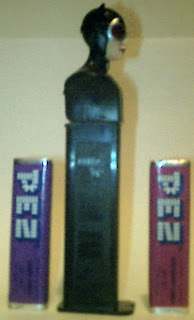 Right side of Catwoman PEZ