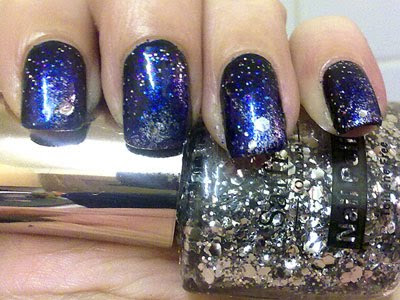 Space Nails III - Attack of the Lunar Eclipse