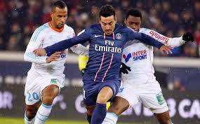 Paris Saint Germain 2 - 0 Olympique Marseille