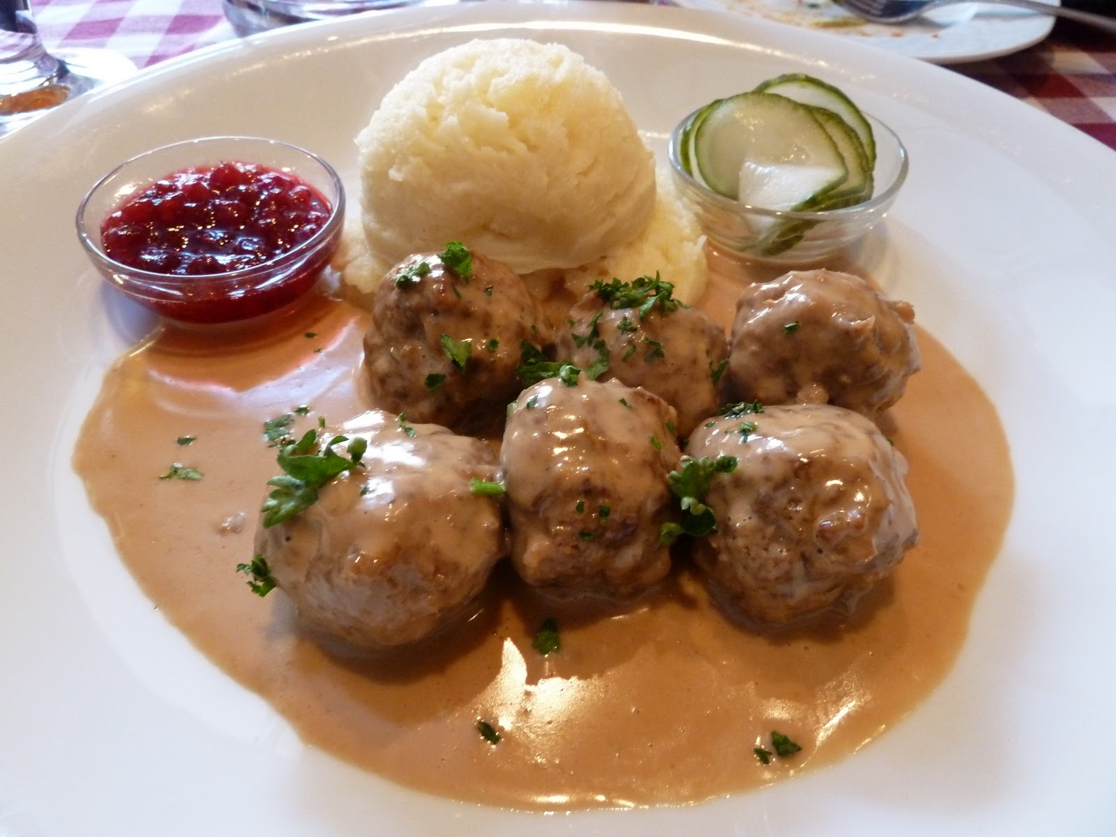 ... Wandering Cook: Stockholm, day 4... and, finally, Swedish meatballs
