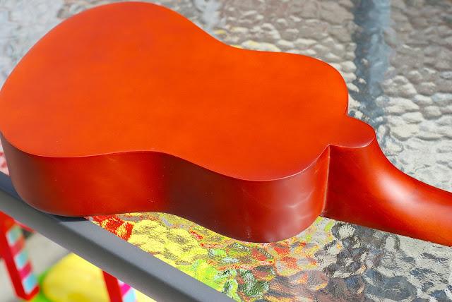Harley Benton HBUK-11NT ukulele back