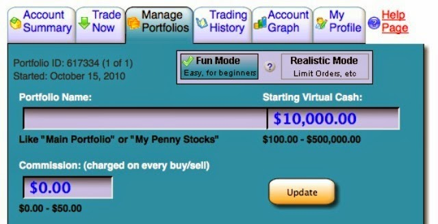 How The Market Works - Free Virtual Stock Trading Game