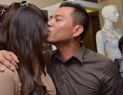 Foto Jelang Pernikahan Anang dan Ashanty