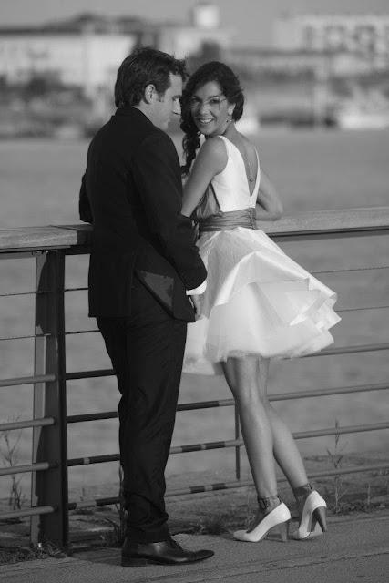 robe de mariée courte confidentiel création bordeaux
