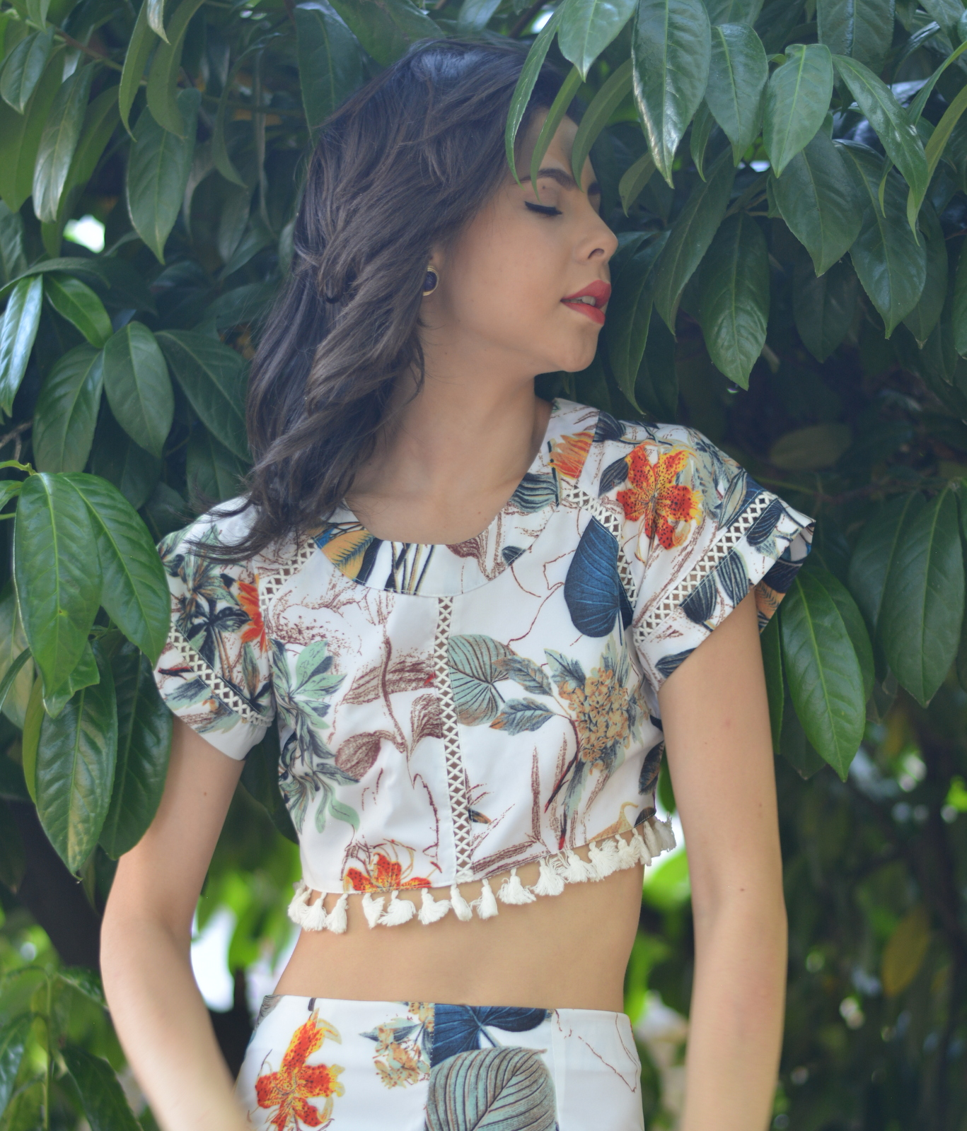 matching sets, haute rogue, ootd, outfit, Zara, summer, trend, set, tropical breeze, Juliane Borges,