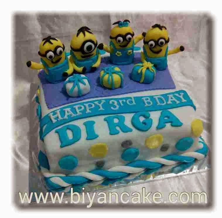 Cake Minion ~ Dirga