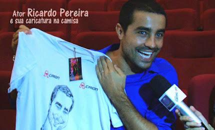 Ator Ricardo Pereira