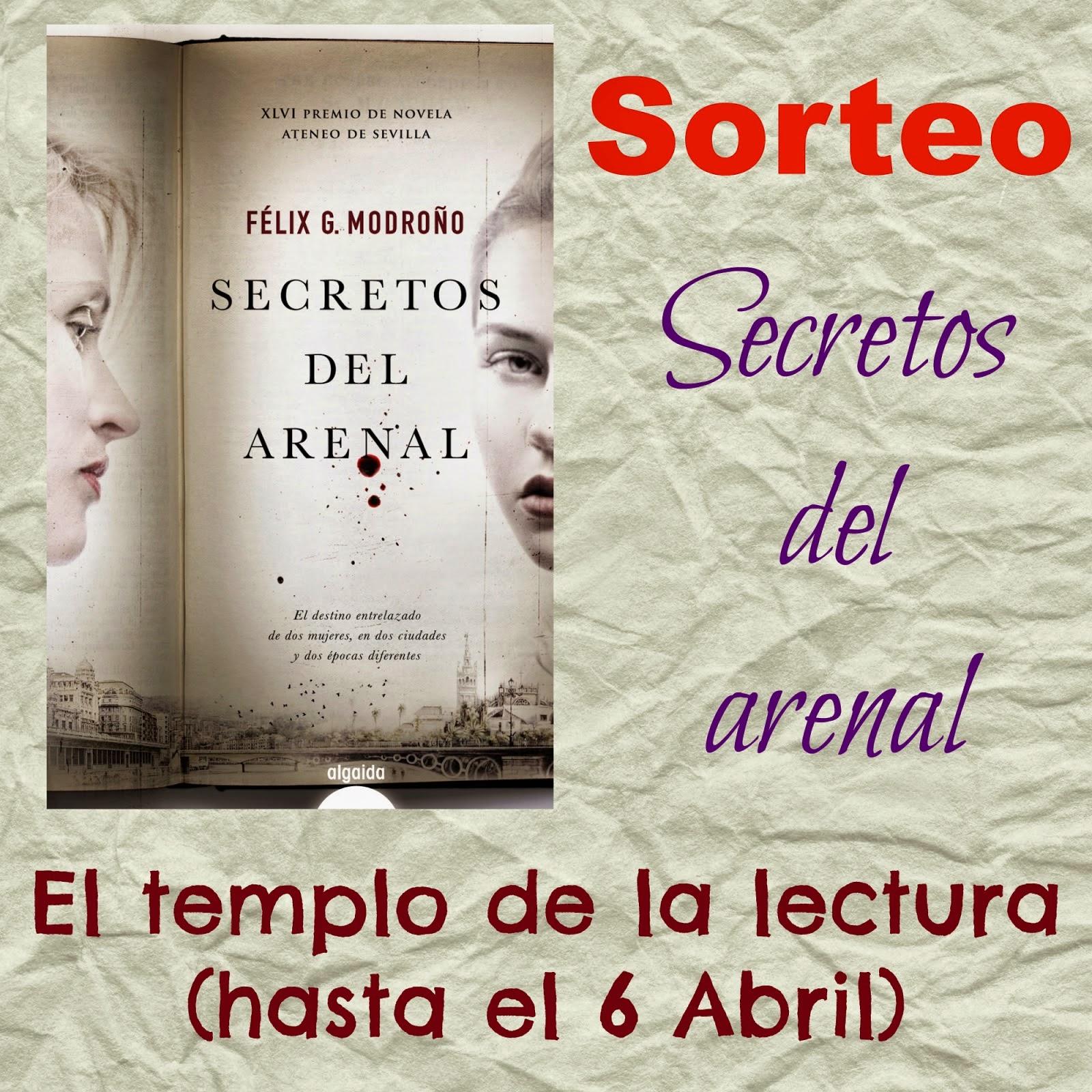 http://eltemplodelalectura.blogspot.com.es/2015/03/sorteo-secretos-del-arenal.html?showComment=1426287003318#c424772191903526615