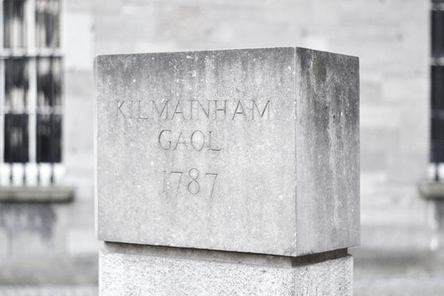 Kilmainham gaol, dublin, jail, museum
