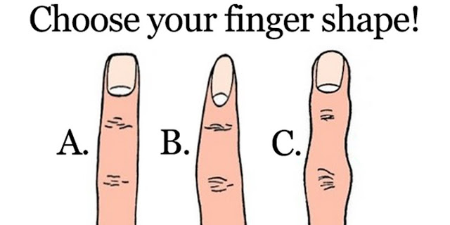 finger size personality