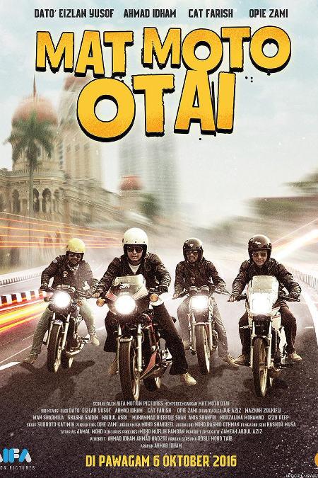 6 OKTOBER 2016 - MAT MOTO OTAI (Malay)