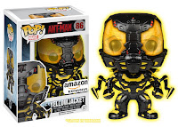 Funko Pop! Yellow Jacket GITD