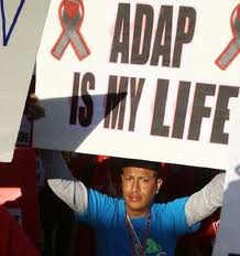 Cuts in AIDS Program...