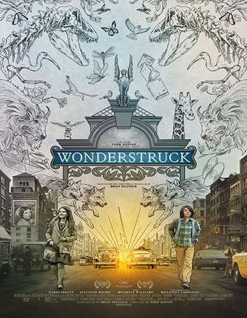 Poster Of Hollywood Film Watch Online Wonderstruck 2017 Full Movie Download Free Watch Online 300MB