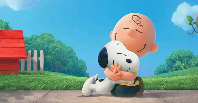 映画 I LOVE スヌーピー THE PEANUTS MOVIE