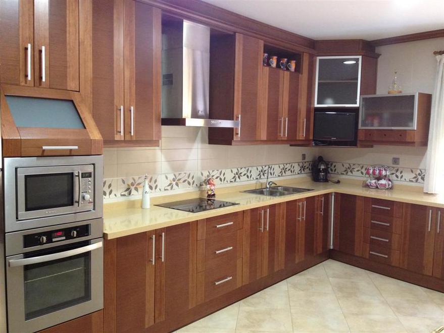 Cocinas a medida carpintero granada 666 79 37 08 for Muebles de cocina de madera modernos