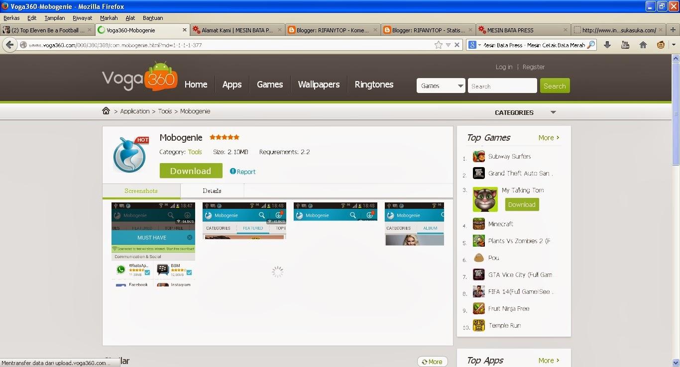 Situs Untuk Download File Mentah Android Apk