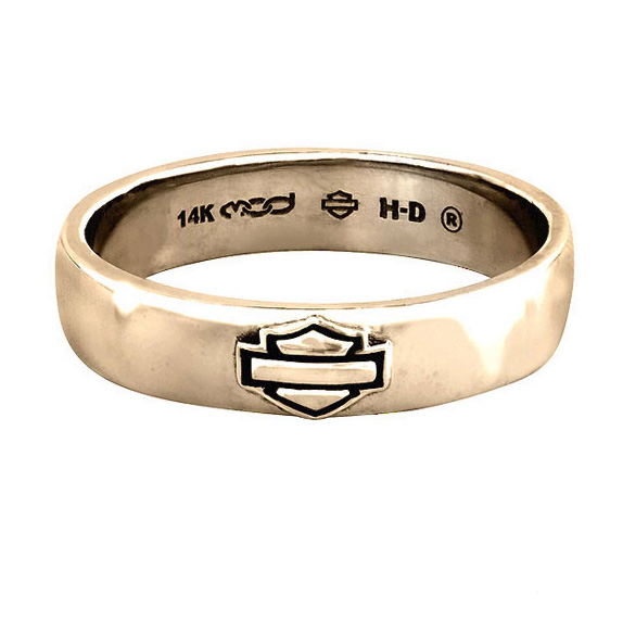 Adventure Harley Davidson Bridal By DavidsonR Custom Wedding Ring Collection