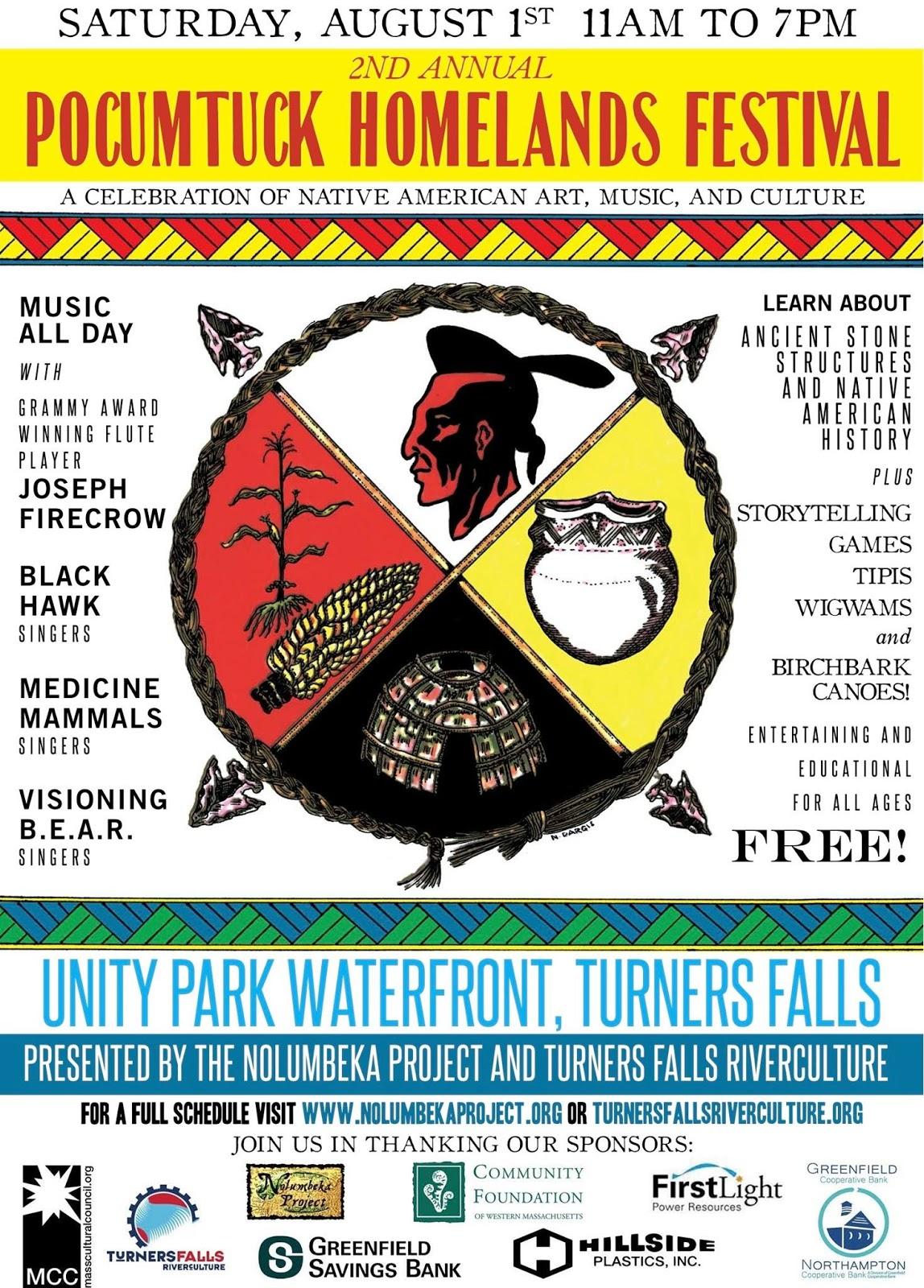 waking up on turtle island pocumtuck homelands festival 2015 ma