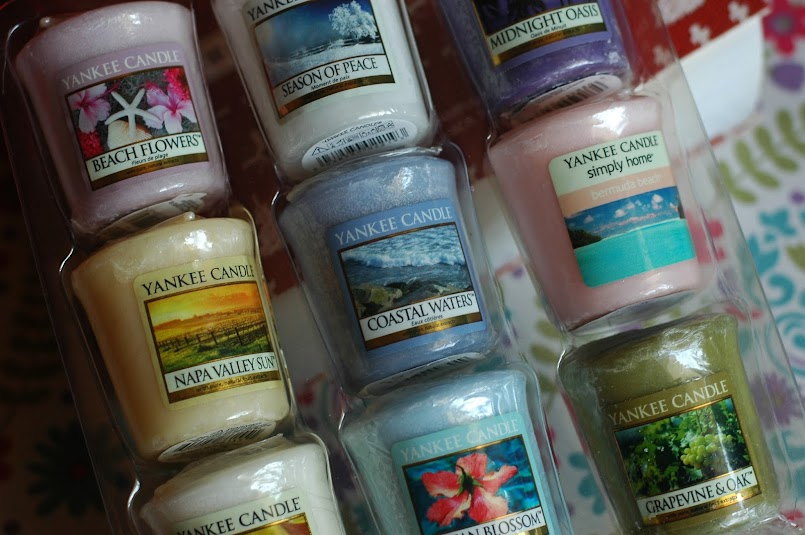 `Yankee Candle - Coastal Water