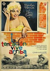 La tentación vive arriba (1955) DescargaCineClasico.Net