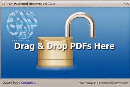 حمل برنامج Password Remover لازاله