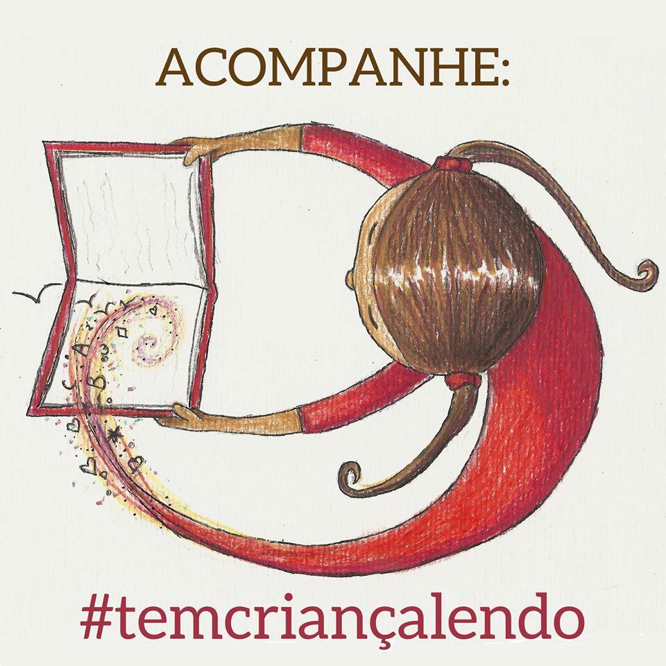 #temcriançalendo