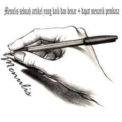 Tehnik Menulis Artikel Yang Baik