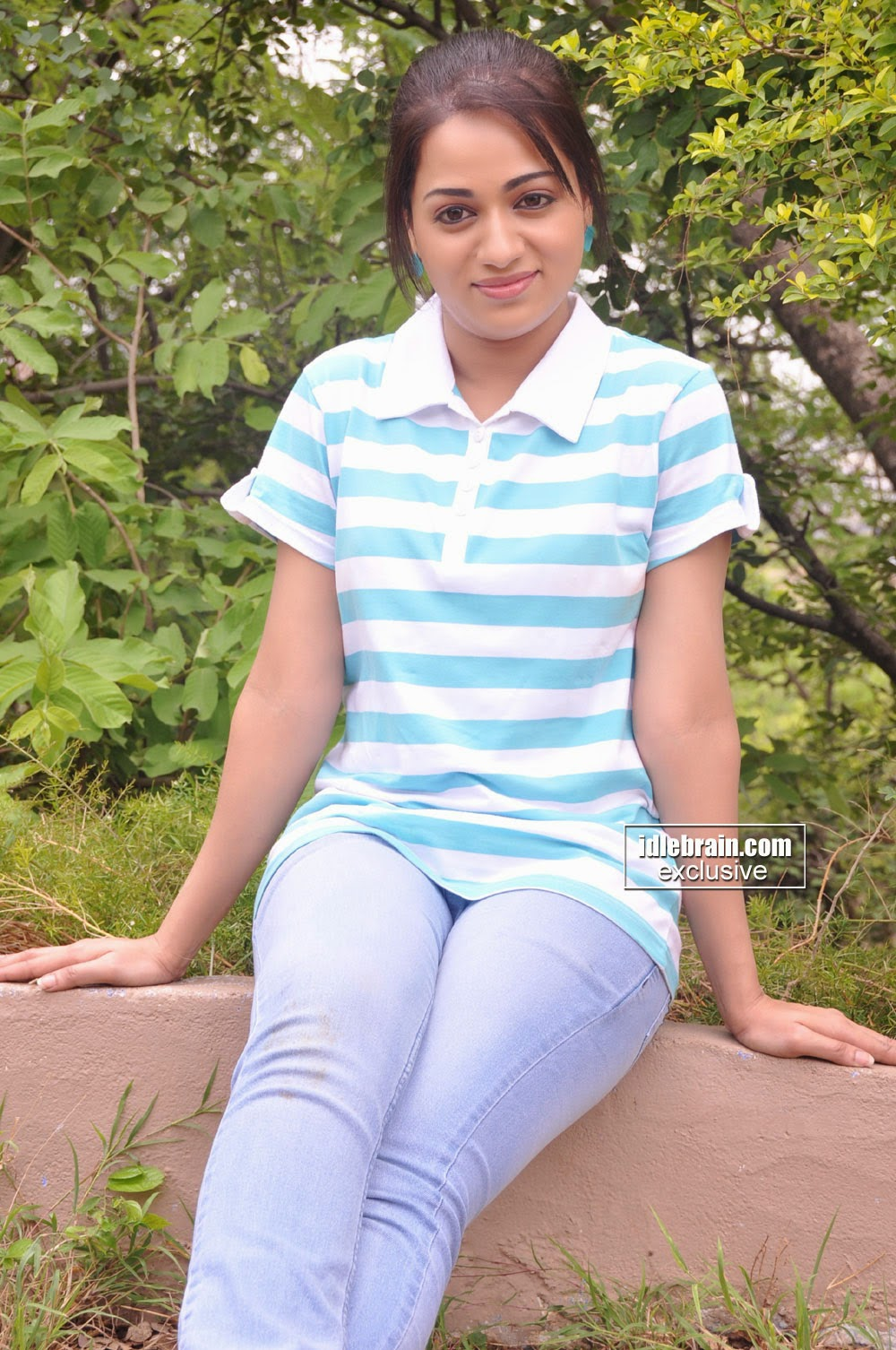Reshma tight Jeans