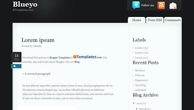 Blueoy-Blogger-Temalari