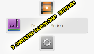 3 Animated Download Button For Code Video and File For Blogger