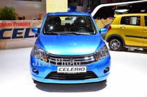 Tahun Depan, Suzuki Celerio Meluncur di Indonesia