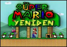Süper Mario Yeniden Oyunu