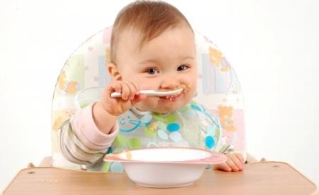 Que dar a comer a los bebes a los 4 meses - Cereales bebe 5 meses ...