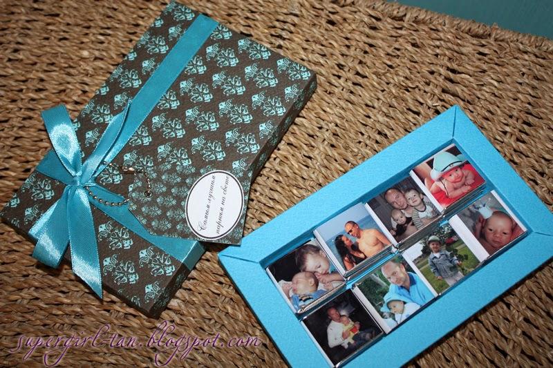 шоколад с фотографиями