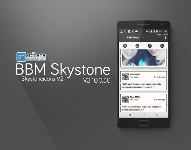 BBM Skystoneicons V2