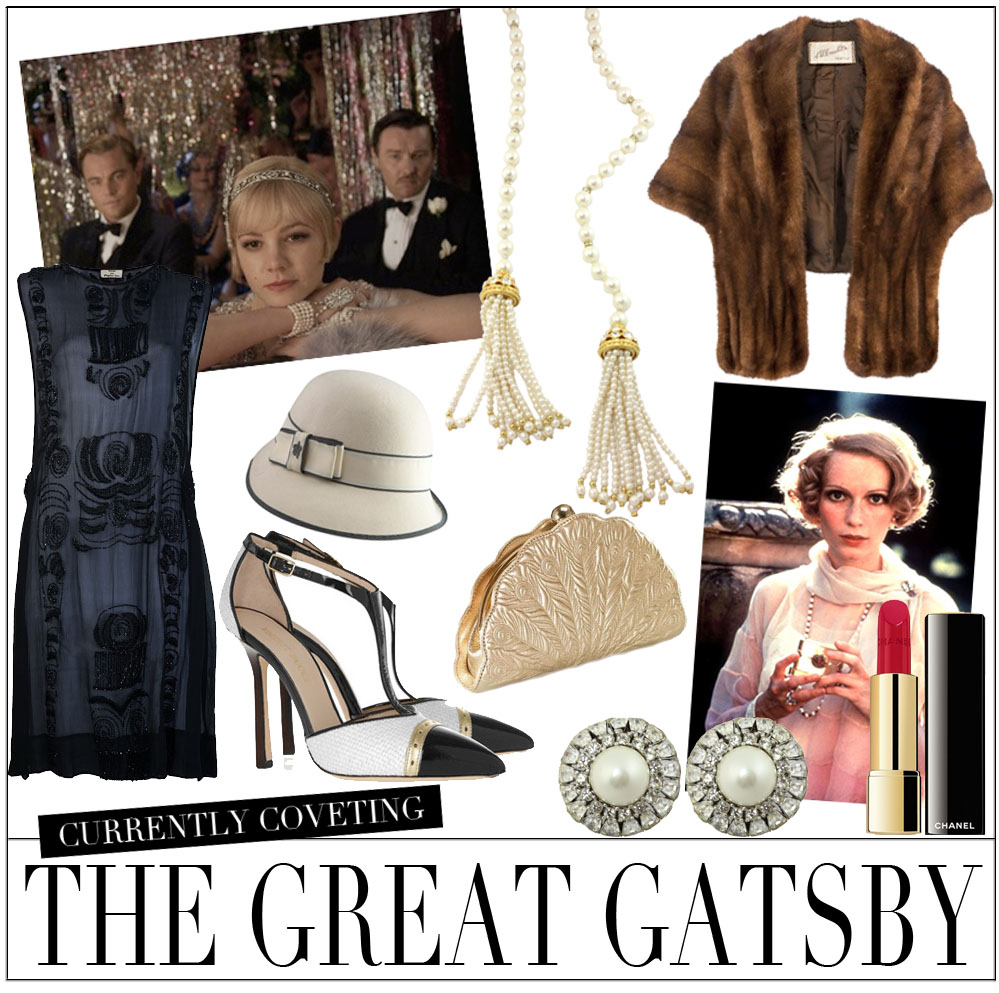 House Of Lavande Blog Currently Coveting The Great Gatsby
