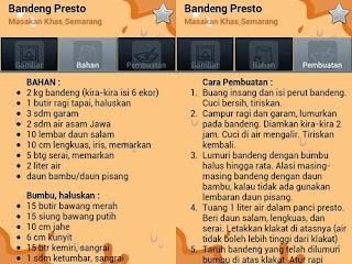 Cara Mendapat Resep Gratis Masakan tradisional Indonesia