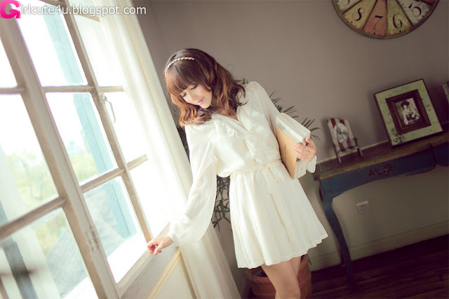 1 Wang Meng - Angel love-very cute asian girl-girlcute4u.blogspot.com