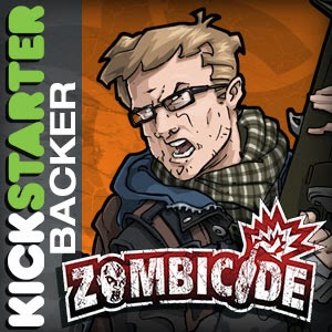 Zombicide Season 3 Backer