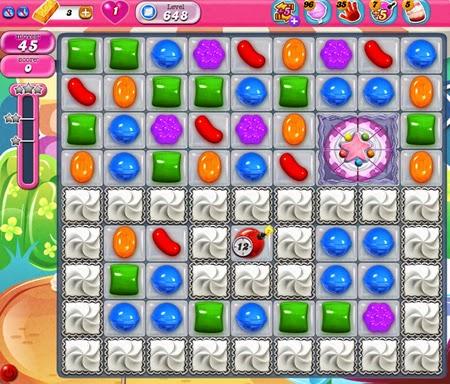 Candy Crush Saga 648