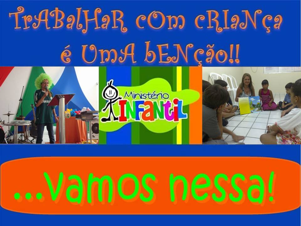 DEPARTAMENTO INFANTIL DA IG.PRESBITERIANA EBENZER
