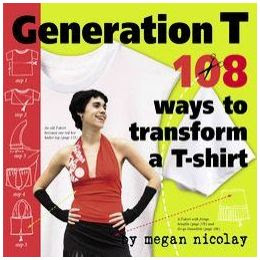 Cover art: Generation T