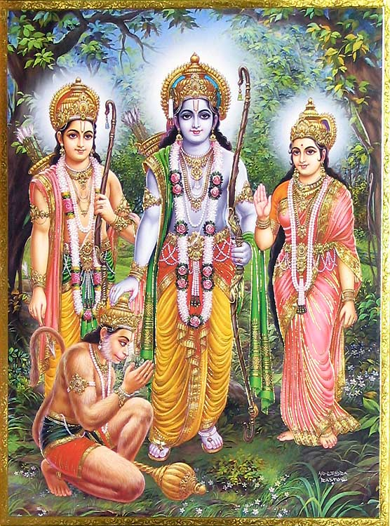 lord rama wallpapers. Of Lord Ram By