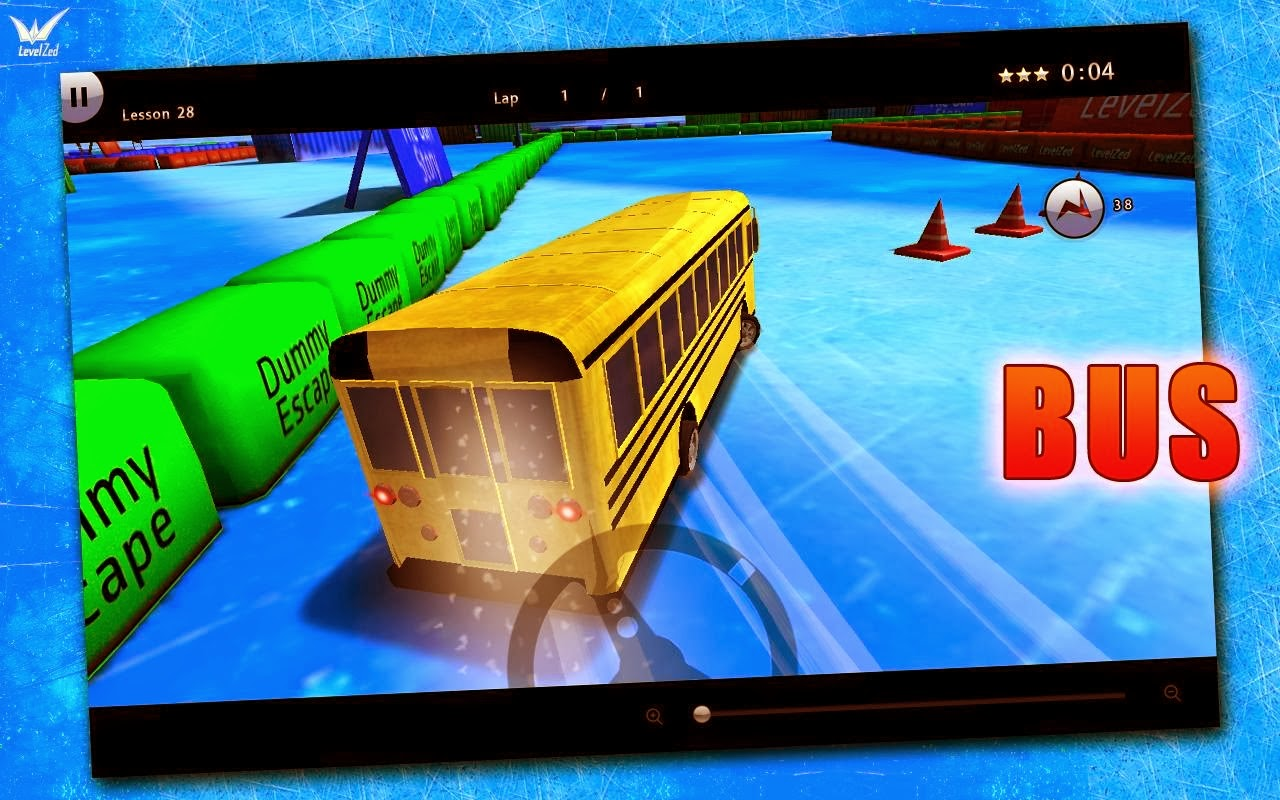 Ice Rally Academy v1.2 [Unlimited Gold/Coins/Unlocked]