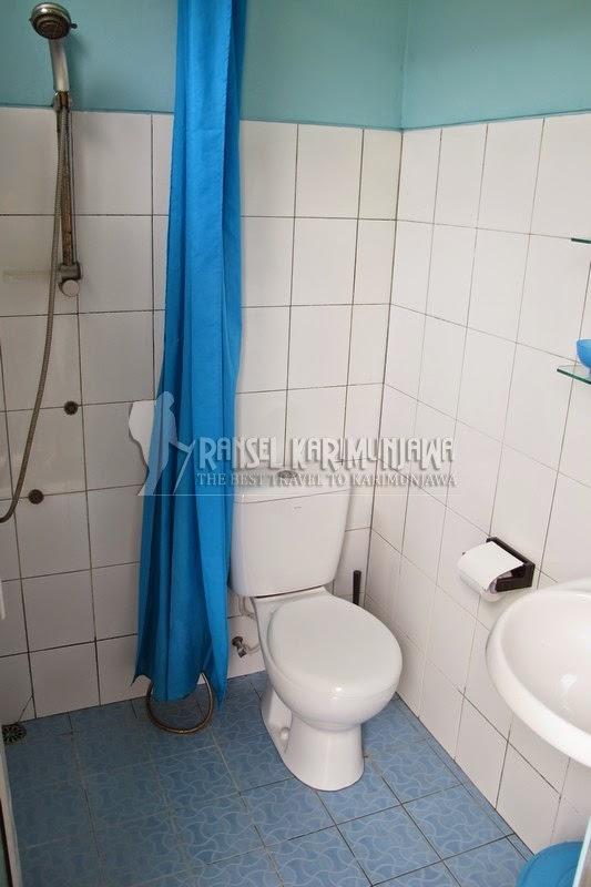 toilet hotel escape karimunjawa
