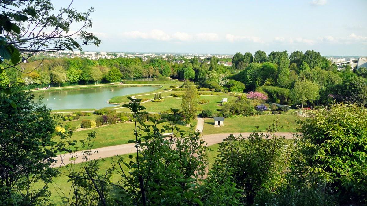 Caen - Colline aux Oiseaux
