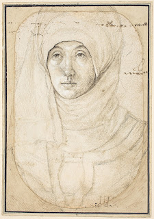 Hans Holbein the Elder, Portrait of a Woman
