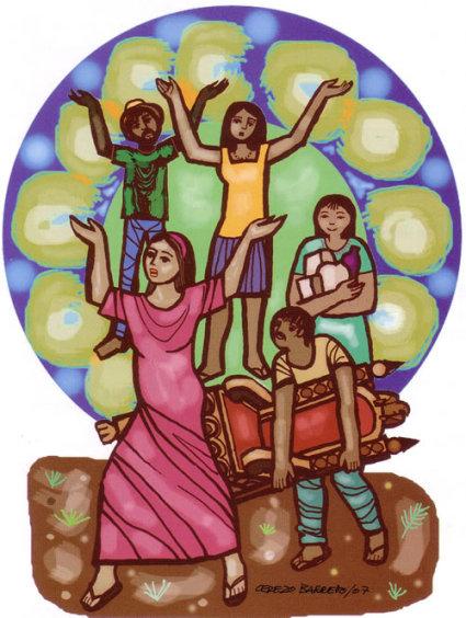 Resultado de imagen para maria y el magnificat